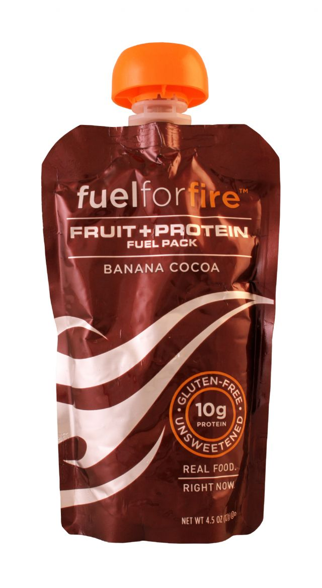 Fuel for Fire: FuelforFIRE Banana Front