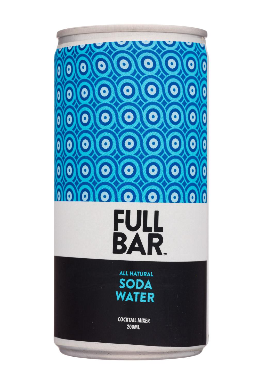 All Natural Soda Water