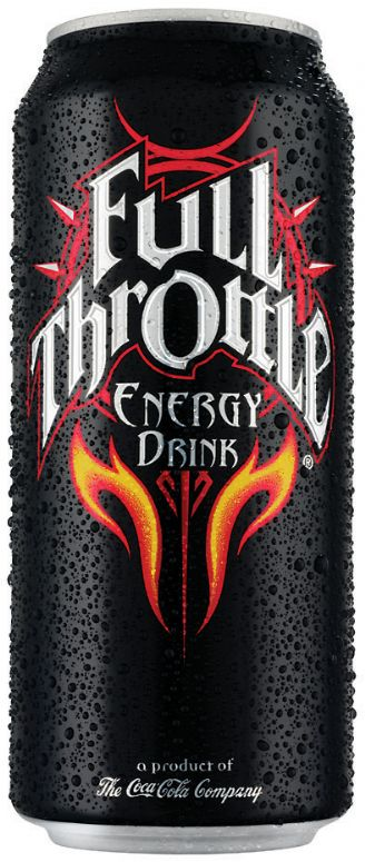 Full Throttle Energy Drink: