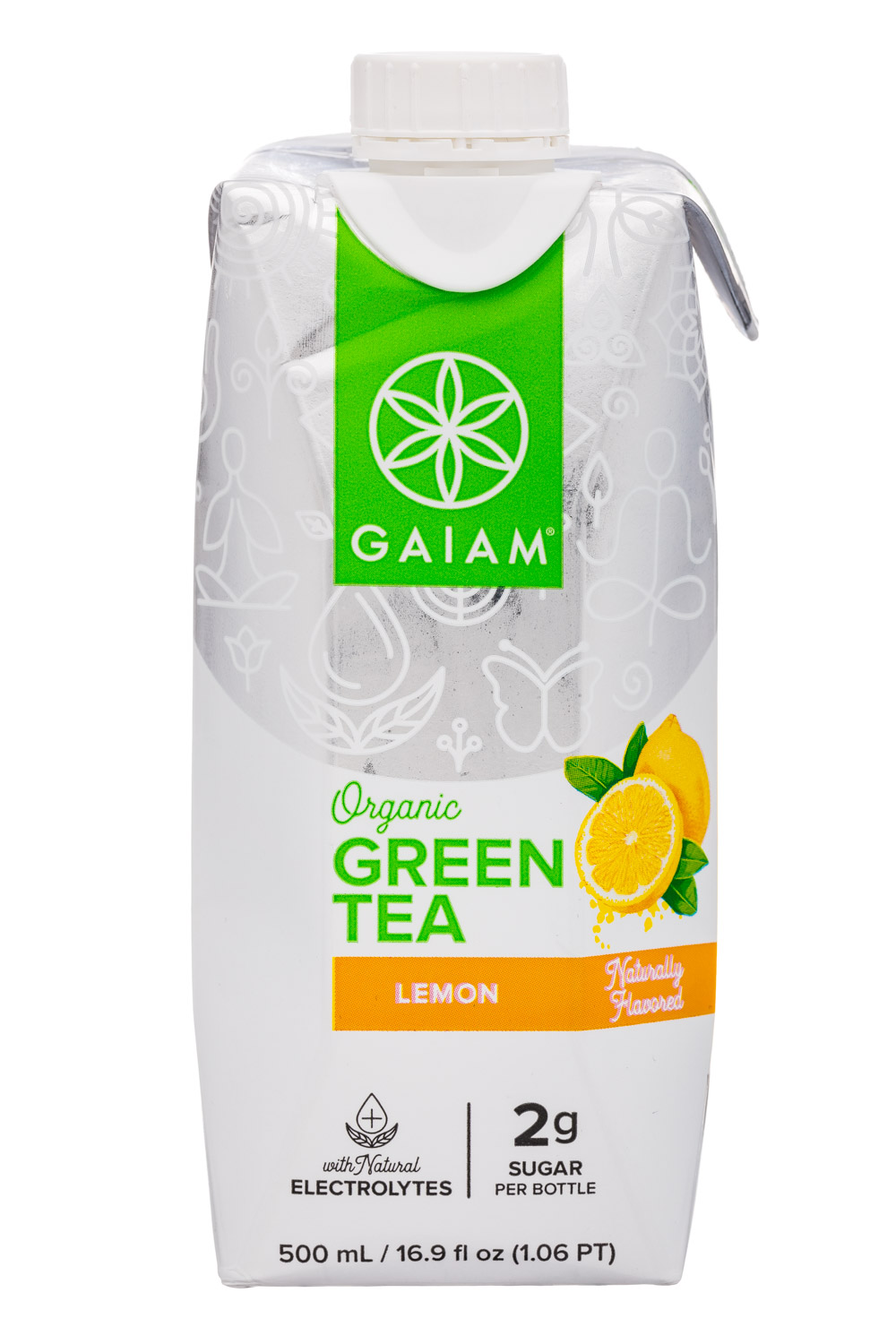 Organic Green Tea - Lemon