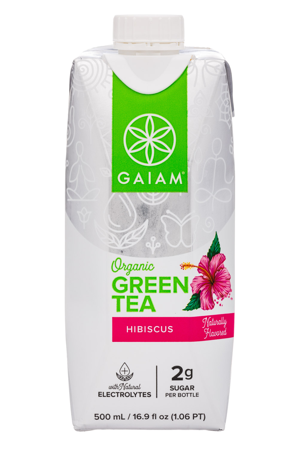 Organic Green Tea - Hibiscus