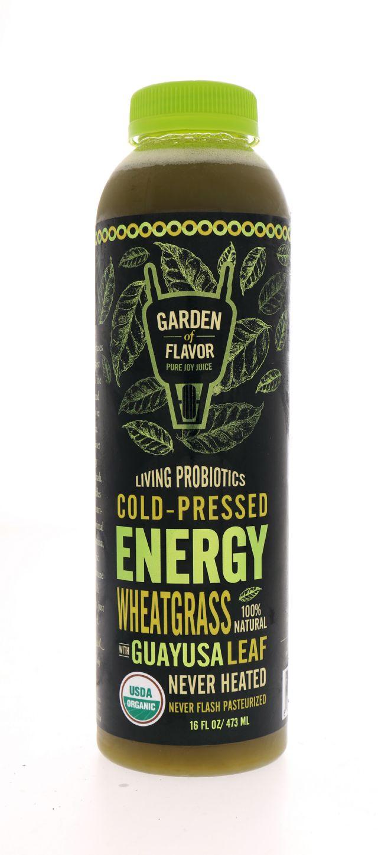 Garden of Flavor: GardenFlavor Wheatgrass Front