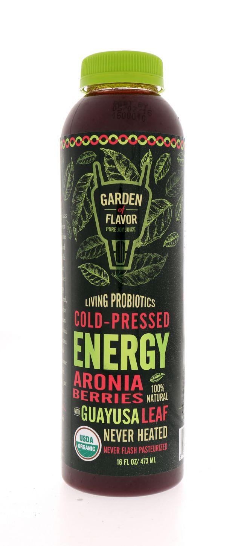 Garden of Flavor: GardenFlavor AroniaBerries Front