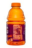 Gatorade Flow: Gatorade-FlowSmooth-32oz-CitrusCrash-Facts
