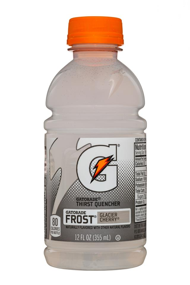 Gatorade G Series: Gatorade-12oz-Frost-GlacierCherry-Front