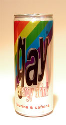 Gay Energy Drink