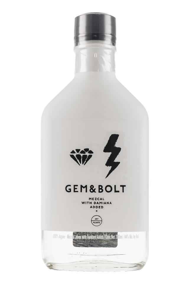Gem & Bolt: GemAndBold-Mezcal-Damiana