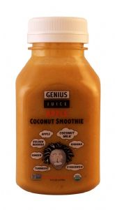 Apple Coconut Smoothie - 8 oz