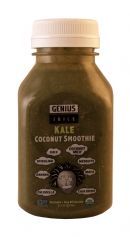 Genius Coconut Smoothies: Genius KaleSM Front