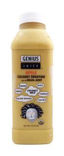 Genius Coconut Smoothies: GeniusJuice Apple Front