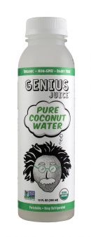 Genius Coconut Smoothies: Genius Coco Front