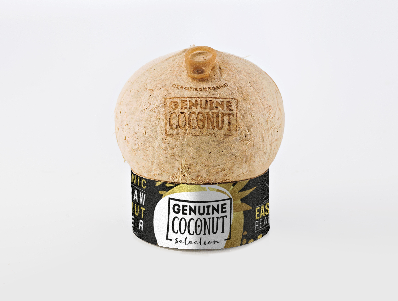 Genuine Coconut: Photo of Raw Organic Coconut Water - Genuine Coconut (uploaded by company)