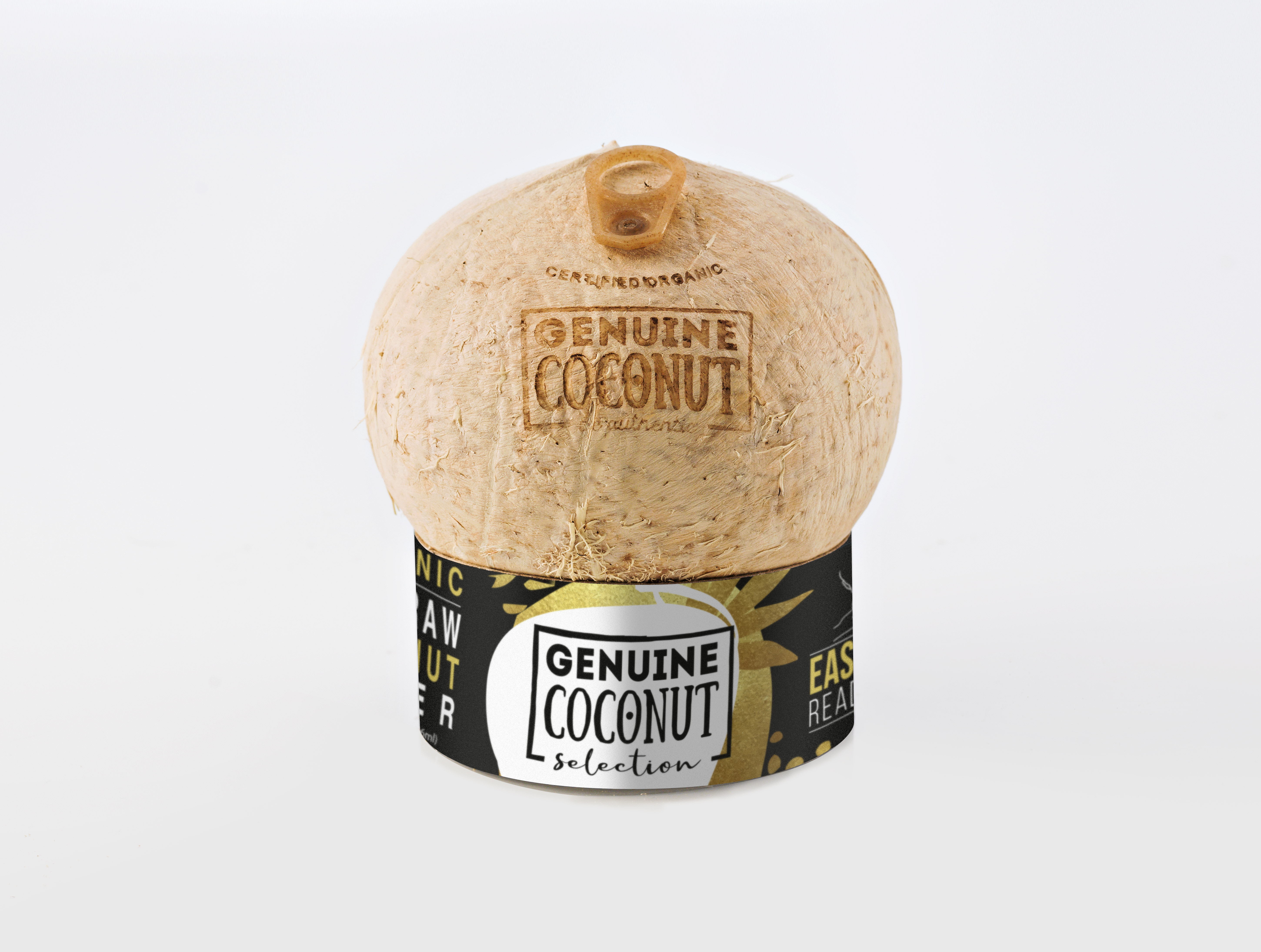Photo of Raw Organic Coconut Water - Genuine Coconut (uploaded by company)