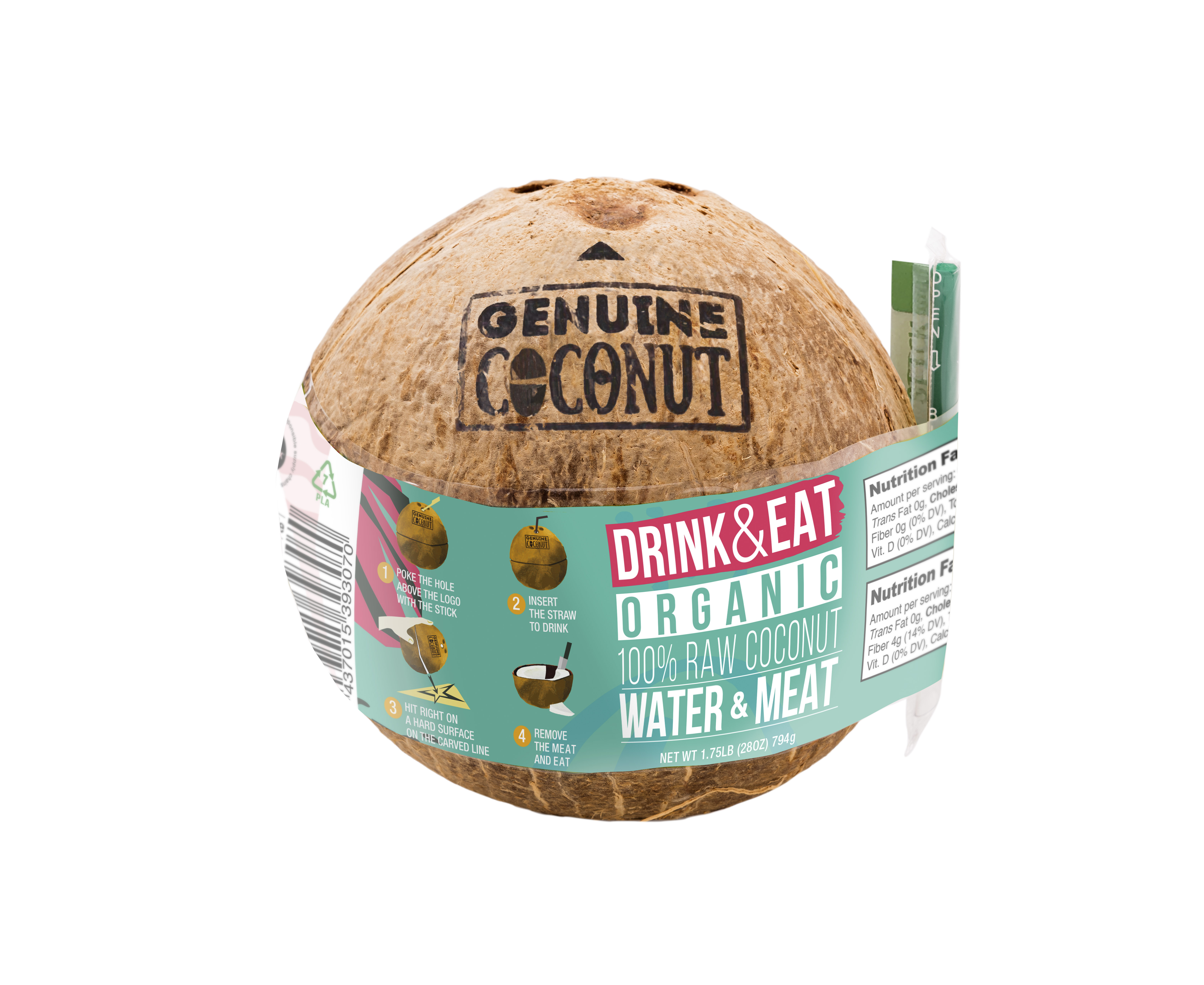 Photo of Drink & Eat - Genuine Coconut (uploaded by company)