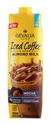 Mocha Iced Coffee - 33.8 Oz