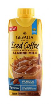 Vanilla Iced Coffee