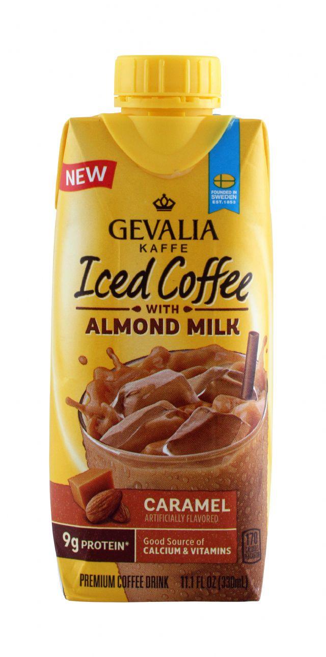 Gevalia Kaffe: Gevalia Caramel Front