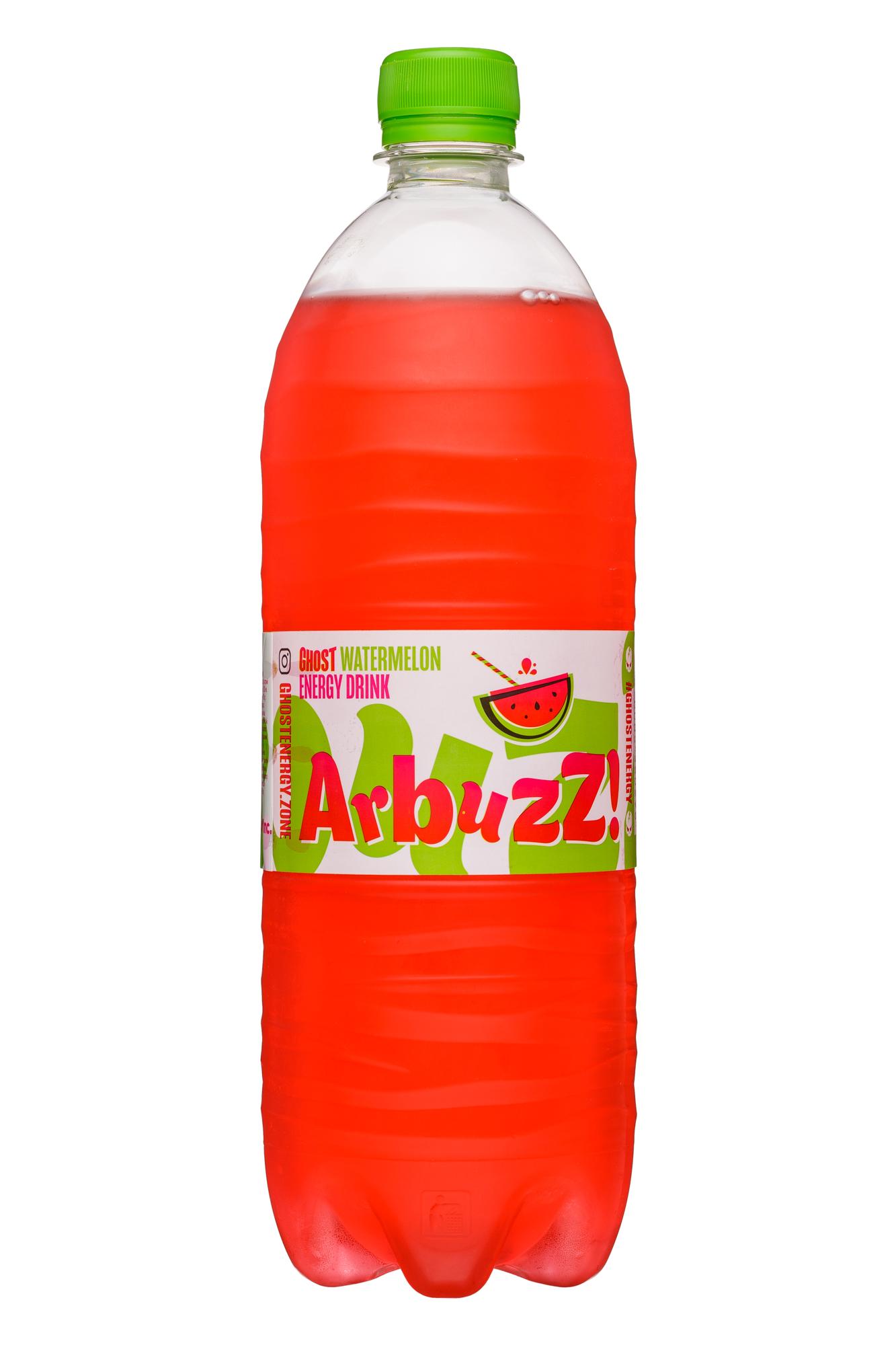 Ghost Energy : GhostEnergy-Arbuzz-Watermelon