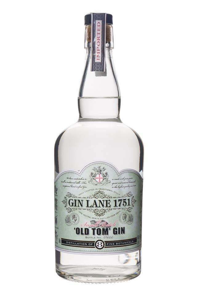 Gin Lane 1751: GinLane1751-OldTom
