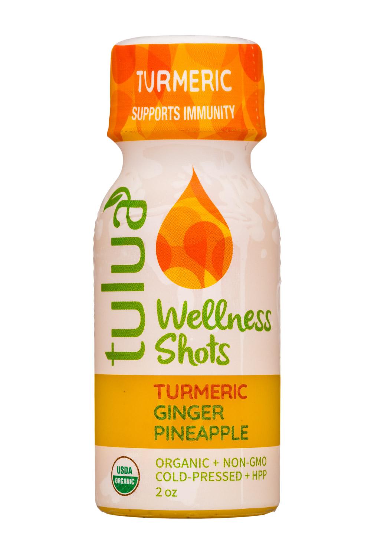Tulua - Turmeric Ginger Pineapple