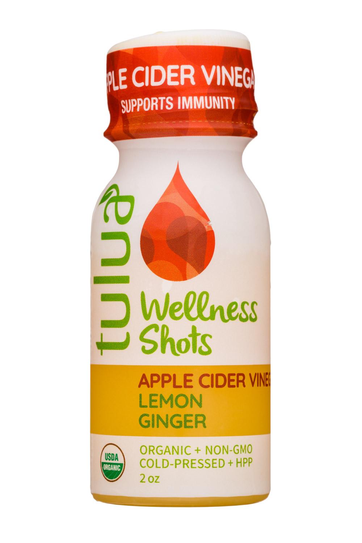 Tulua - Apple Cider Vinegar Lemon Ginger