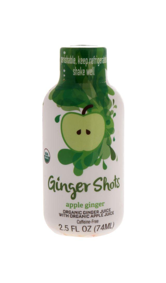 Ginger Shots: GingerShots AppleGing Front