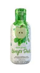 Ginger Shots: Ginger Apple Front