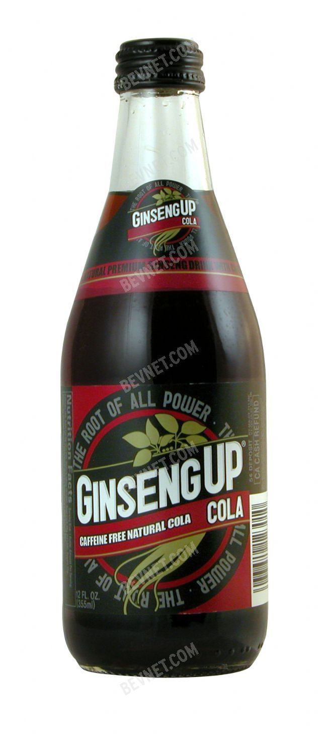 Ginseng Up: