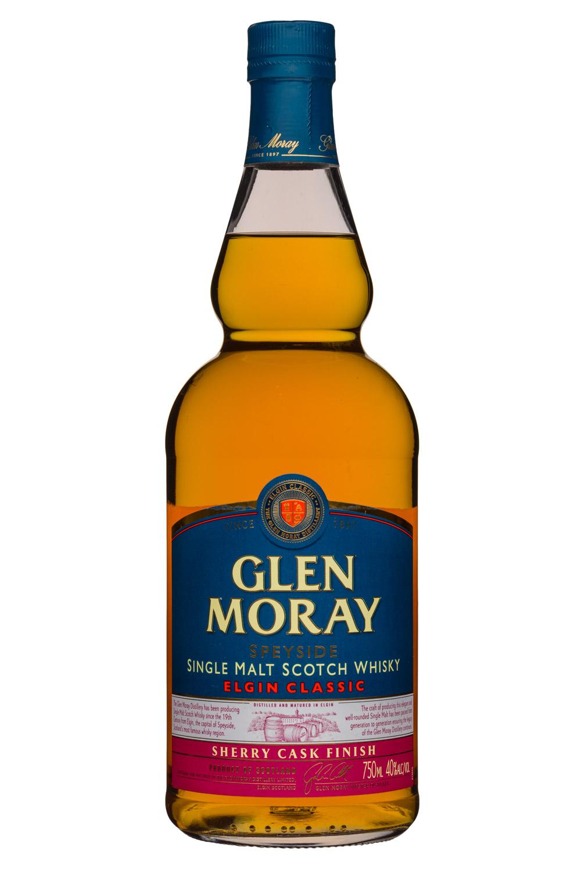 Glen Moray: GlenMoray-750ml-SingleMaltScotch-ElginClassic