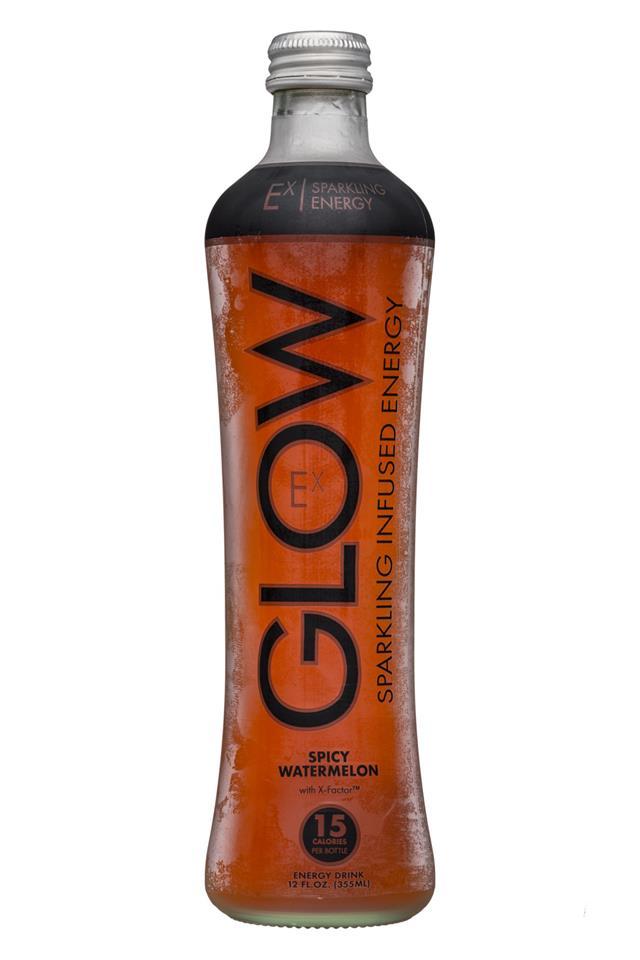 Glow: Glow-12oz-Sparkling-Ex-SpicyWatermelon-Front