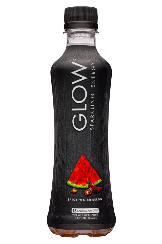 Glow: GLow-11oz-2020-SparklingEnergy-SpicyWatermelon-Front