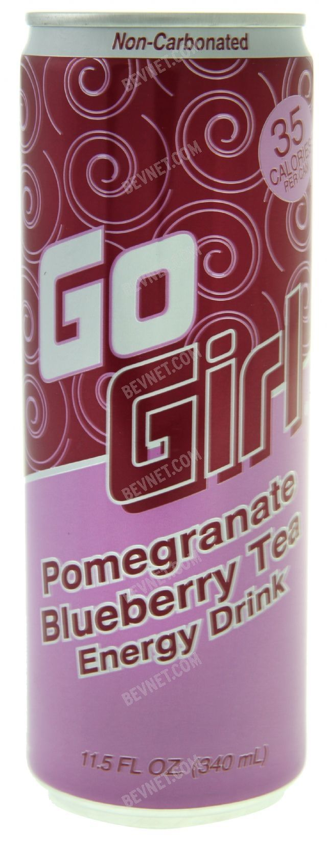 Go Girl Energy Drink: