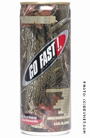 Go Fast Sportsman's Energy Drink