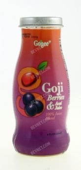 Goji Berries & Acai Juice