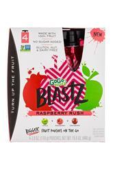 Raspberry Rush BlastZ
