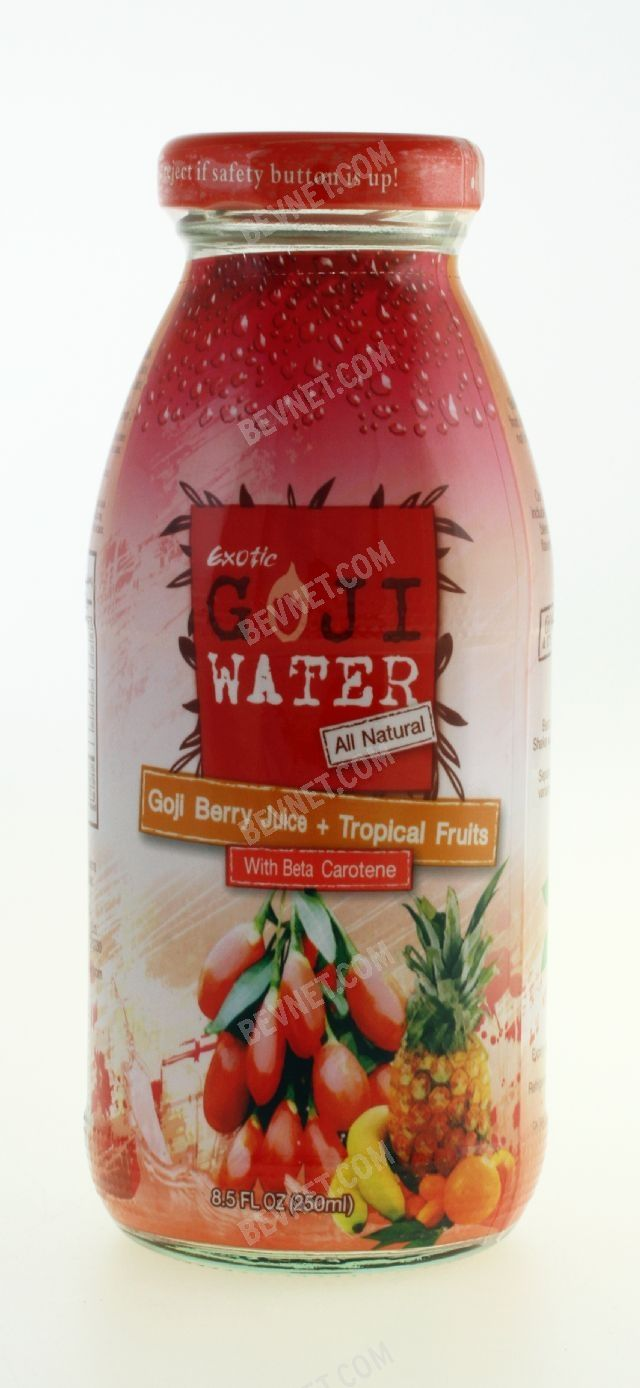 Goji Water:
