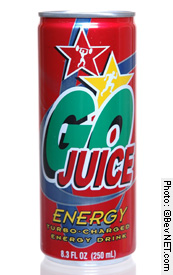 Go Juice Energy Drink