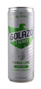 Mango Lime Sugar Free - Energy