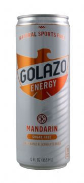 Mandarin Sugar Free - Energy