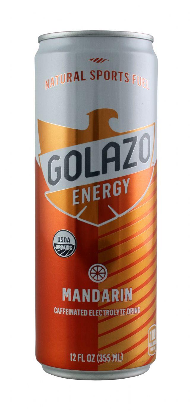 Golazo: Golazo12 Mandarin Front