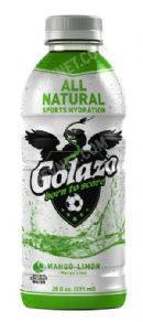 Golazo Natural Sports Fuel: