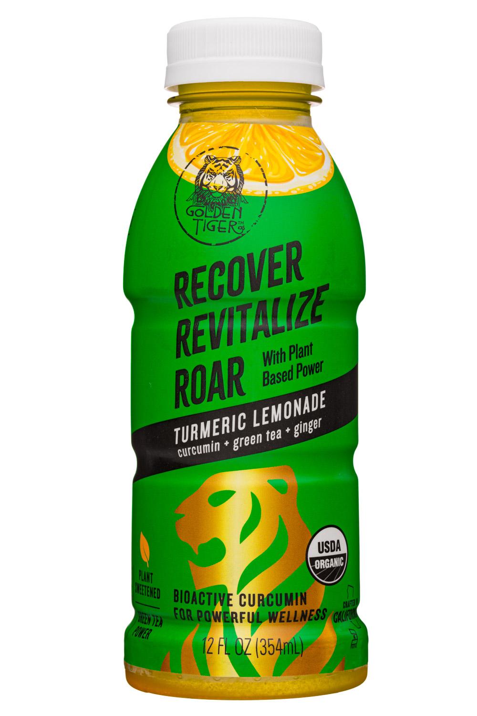 Turmeric Lemonade (Curcumin + Green Tea + Ginger)