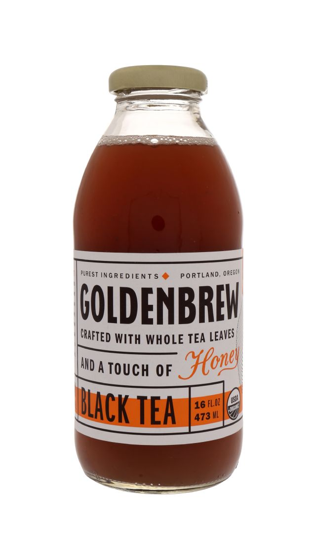 Goldenbrew Tea: GoldenBrew BlackTea Front