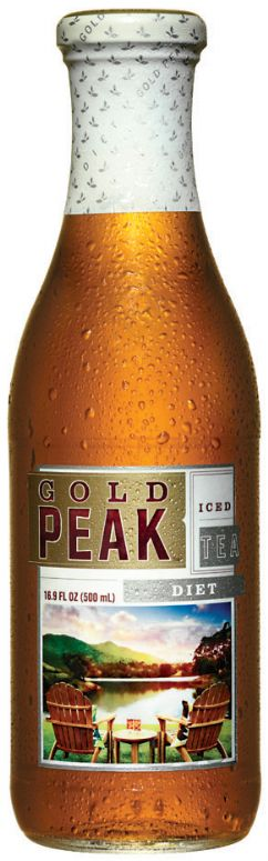 Gold Peak Iced Tea: Gold Peak Iced Tea- Diet Iced Tea