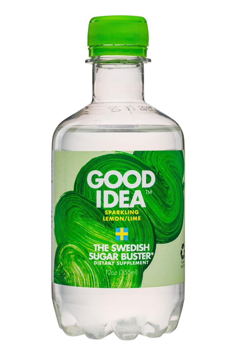 Sparking Lemon/Lime (bottle)