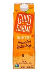 Pumpkin Spice Nog