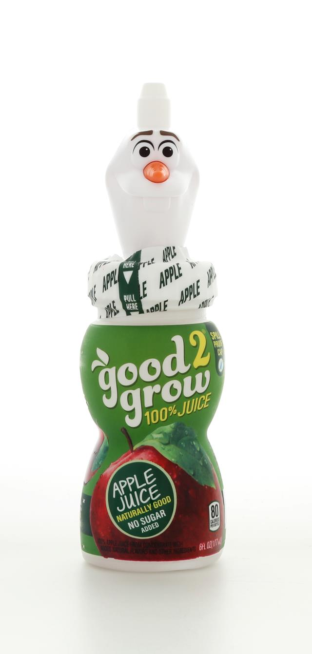 Good2Grow: Good2Grow AppleJuice Front