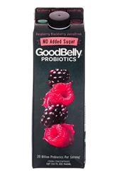 Raspberry Blackberry JuiceDrink