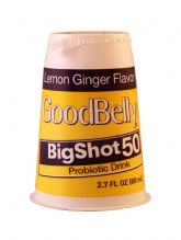 GoodBelly BigShot 50 Lemon Ginger