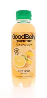 Probiotic Sparkling Lemon Zinger